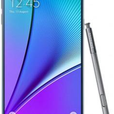 "Telefon Mobil Samsung Galaxy Note 5, Procesor Octa-Core 1.5GHz / 2.1GHz, Super Amoled Capacitive touchscreen 5.7"", 4GB RAM, 32GB Flash, 16MP - Telefon Samsung"