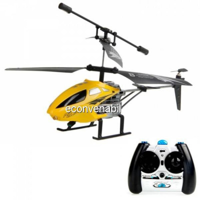Elicopter cu Telecomanda Gyro 3.5Ch R/C Helicopter Ghost PF938 foto