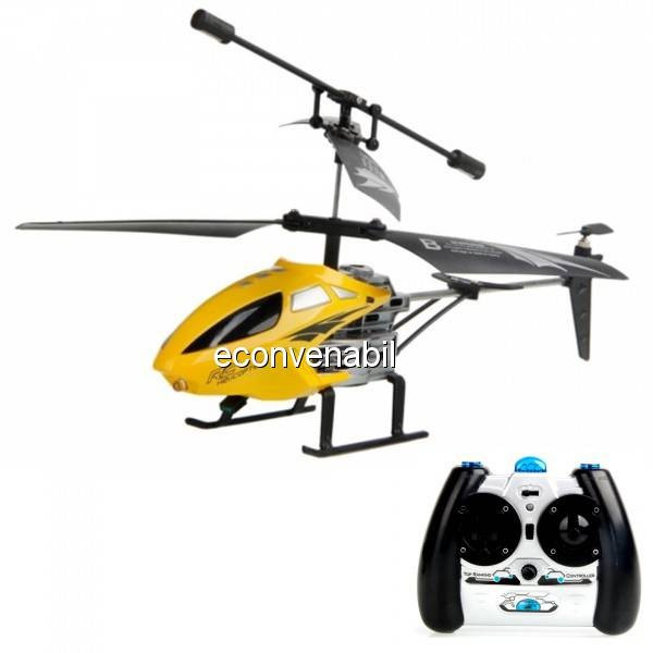 Elicopter cu Telecomanda Gyro 3.5Ch R/C Helicopter Ghost PF938 foto mare