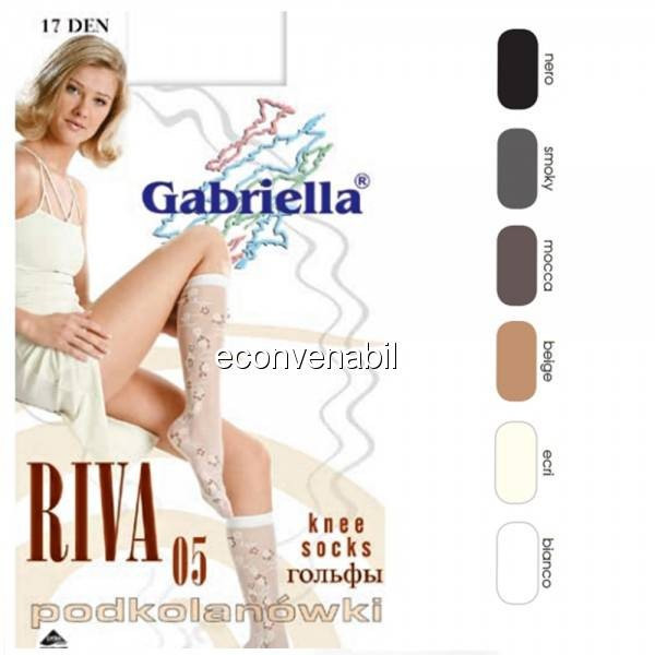 Sosete Gabriella Riva 05 cod 564 foto mare
