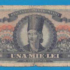 1000 lei 1948 6 - Bancnota romaneasca