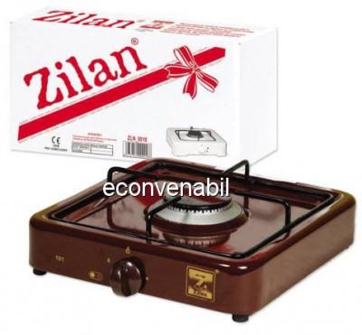 Aragaz Tip Plita 1 Ochi Zilan ZLN0018 1600W foto