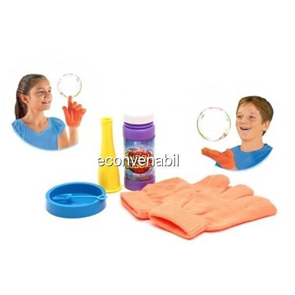 Bouncing Bubbles Baloane de Sapun care nu se Sparg foto mare