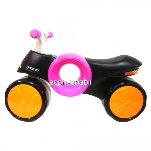 Motocicleta Fara Pedale pentru Copii 1-3 Ani 1101 foto mare
