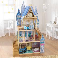 Casuta pentru papusi Castelul Disney Princess Cinderella Royal Dream KidKraft