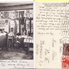 Tipuri Sebes Huedin - Port popular - Carte Postala Transilvania 1904-1918, Circulata, Printata