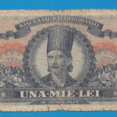 1000 lei 1948 8 - Bancnota romaneasca
