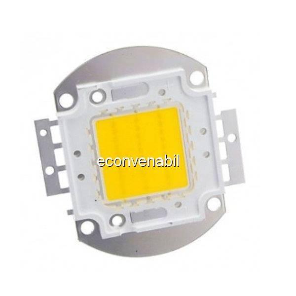 Modul COB LED 30W Alb Cald pentru Proiector LED foto mare