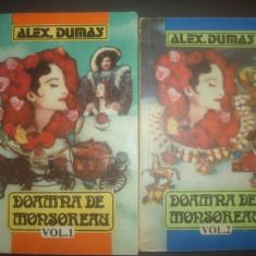 ALEXANDRE DUMAS - DOAMNA DE MONSOREAU (VOL. I ȘI II)