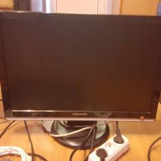 Monitor LCD Samsung SyncMaster 223BW 22 inch 5ms Black dvi / vga, 1680 x 1050