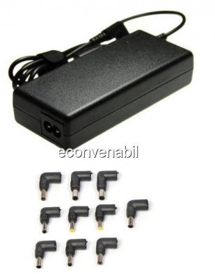 Incarcator Universal Laptop Notebook cu USB si Voltaj Automatic 120W foto