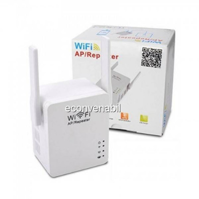 Amplificator Semnal Wireless cu Slot USB Wifi AP/Repeater foto
