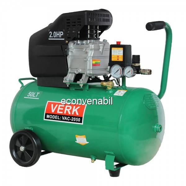 Compresor de Aer Stern Verk 2.0CP 50Litri VAC2050 foto mare