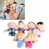 Papusi jucarii educative degete mascote degete mascote jucarii autism logoped