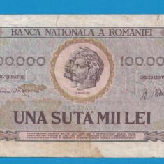 100000 lei 1947 3 - Bancnota romaneasca