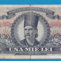 1000 lei 1948 10 - Bancnota romaneasca