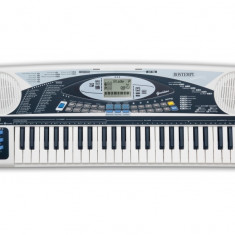 Jucarie orga digitala DJ cu 49 clape si amplificator - Instrumente muzicale copii Bontempi