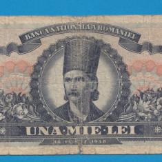 1000 lei 1948 4 - Bancnota romaneasca
