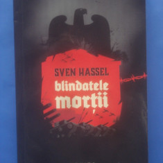 SVEN HASSEL - BLINDATELE MORȚII - Roman