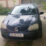 VW Golf 5 berlina, 4+1 usi, An Fabricatie: 2006, Motorina/Diesel, 95700 km, 1896 cmc