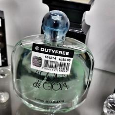 Parfum Original Armani Aqua Di Gioia Tester 100ml + CADOU - Parfum femeie Armani, Apa de parfum, Acvatic