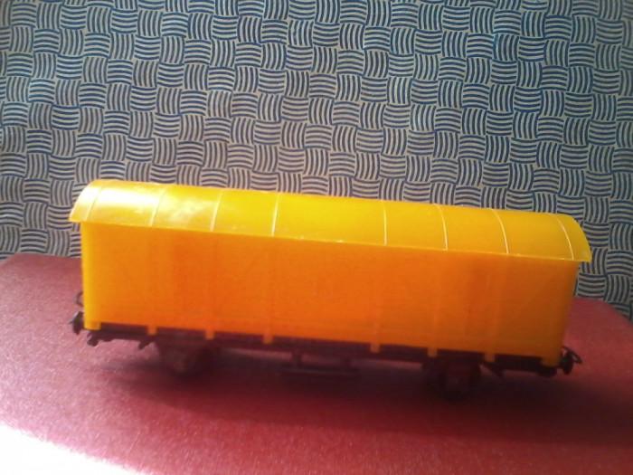 bnk jc Romania - 9 Mai Lugoj - Vagon marfa