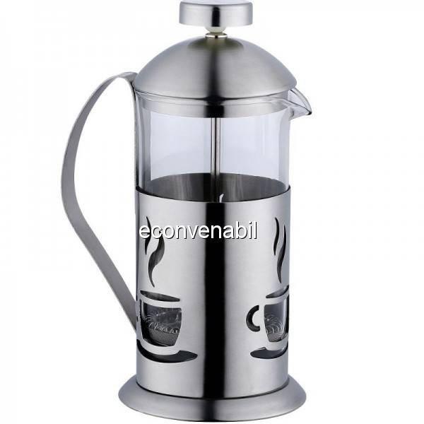 Infuzor ceai si filtru cafea manual Renberg RB3105 800ml foto mare