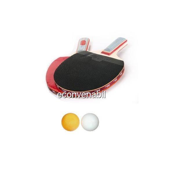 Set Tenis de Masa 2 Rachete 2 Mingi Boli Star 9010 foto mare