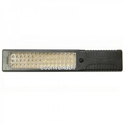 Lampa Reincarcabila LEDuri cu Magnet si Agatatoare 48+5LED12V 220V foto