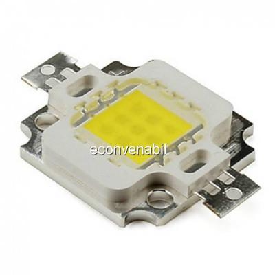Modul COB LED 10W Alb Rece pentru Proiector LED foto