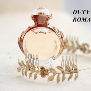Parfum Original Paco Rabanne Olympea  Eau De Parfum Tester 80ml + Cadou
