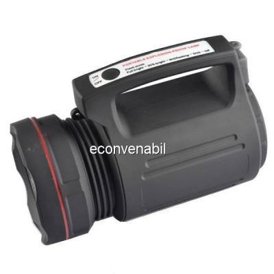 Lanterna LED Profesionala 15W cu Acumulator 8006 foto