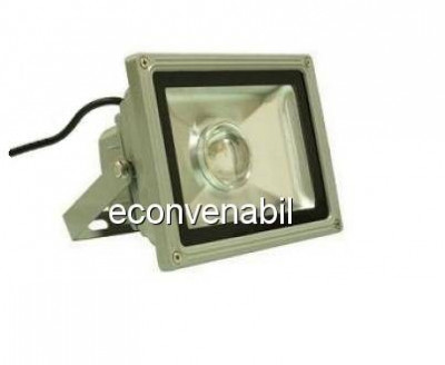 Proiector LED 30W cu Lupa foto