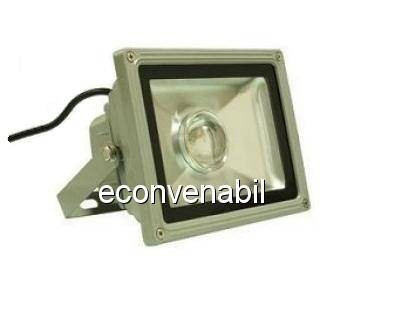 Proiector LED 30W cu Lupa foto mare
