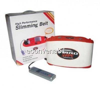 Vibro Shape Slimming Belt centura de slabit si masaj anticelulitic foto
