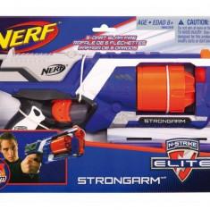 Blaster N-strike Elite Strongarm - Pistol de jucarie