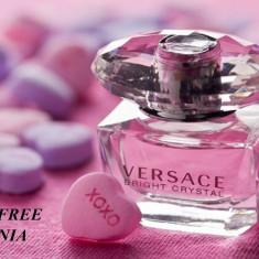 Parfum Original Versace Bright Crystal 90ml Tester + CADOU - Parfum femeie Versace, Apa de parfum, Floral