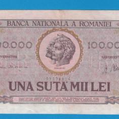 100000 lei 1947 13 - Bancnota romaneasca