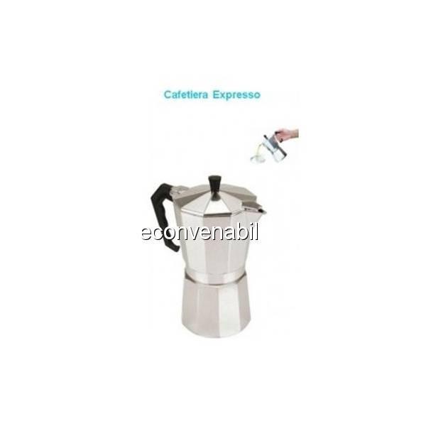 Expresor Cafea Aragaz Ertone MN453 12 cesti 360ml foto mare
