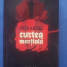 SVEN HASSEL - CURTEA MARȚIALĂ - Roman