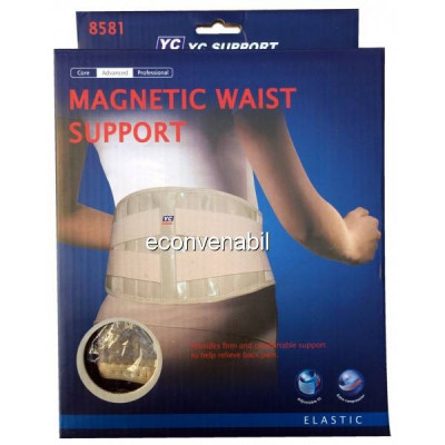 Centura Lombara Magnetica Waist Suport 8581 foto
