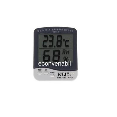Termometru Higrometru Interior TA218D foto