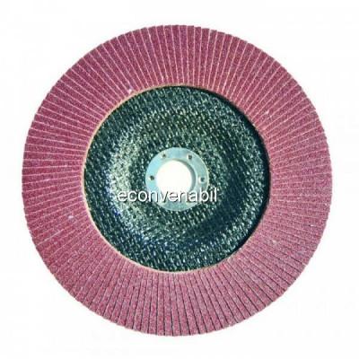 Disc lamelar frontal polizor Stern 180mm granulatie 60 GA18060 foto