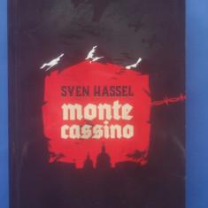 SVEN HASSEL - MONTE CASSINO - Roman
