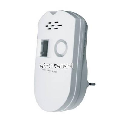 Detector Gaz cu Senzor si Alarma 220V TKOGS foto
