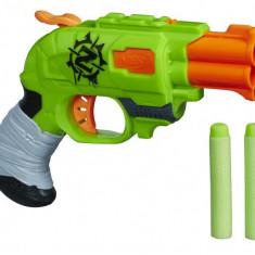 Pistol de jucarie Hasbro Nerf Zombie Strike Doublestrike