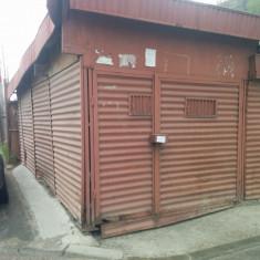 Garaj de Tabla, Cartierul Grigorescu, Strada Donath 200