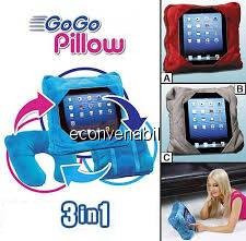 Perna Multifunctionala GoGo Pillow 3in1 foto mare