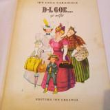 Ion Luca Caragiale - D-l Goe... si altii ca el, 1983, carte pentru copii - Carte de povesti