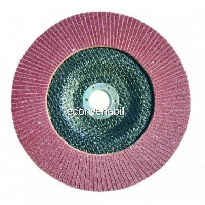 Disc lamelar frontal polizor Stern 180mm granulatie 40 GA18040 foto
